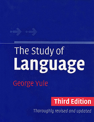 The Study of Language1
